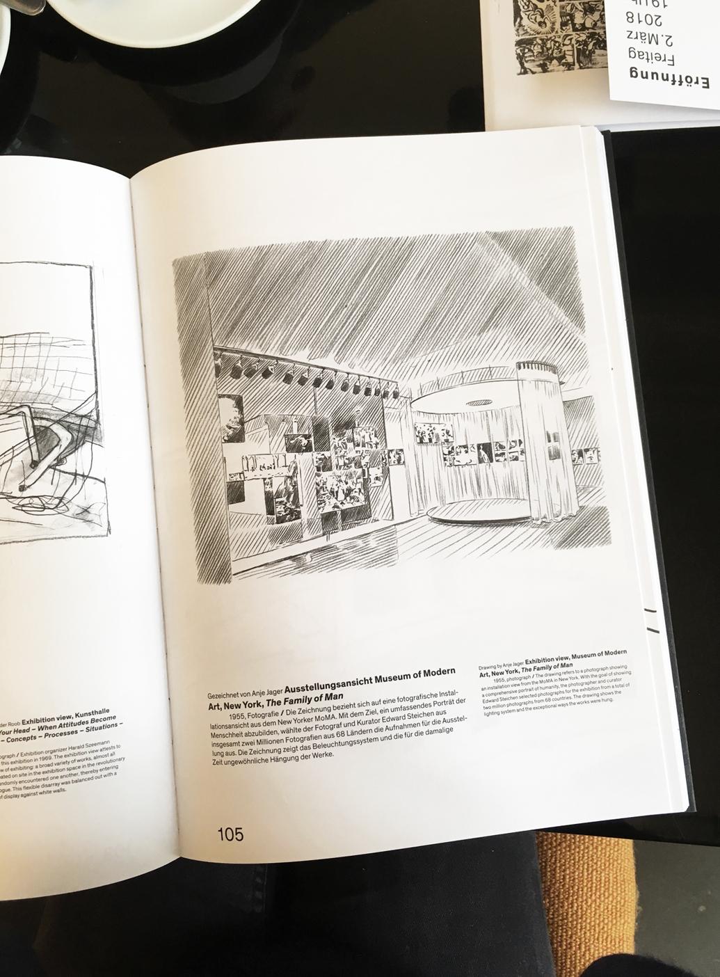 Bad En kunsthalle baden baden anje jager direction graphic design